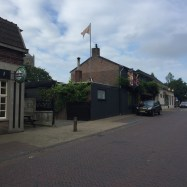 straat in Mill, North Brabant