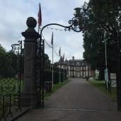 kasteel ingang