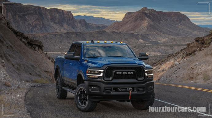 2021 RAM 2500 Power Wagon Review, Specs, Upgrade