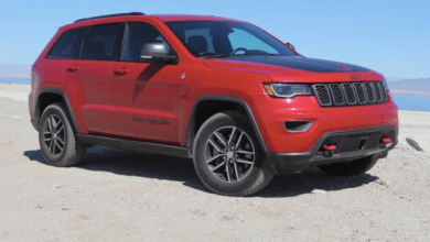 Photo of 2021 Jeep Grand Cherokee Trackhawk Redesign