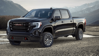 2021 GMC SIerra 1500 Spesification