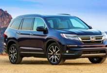 2022 Honda Pilot EXL Review