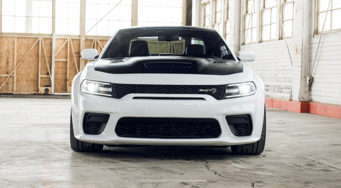 2022 Dodge Charger Redeye Dimension