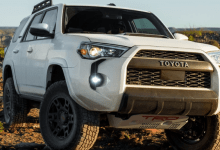 Photo of 2022 Toyota 4Runner Redesign