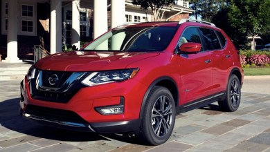 Photo of 2022 Nissan Rogue Hybrid Redesign