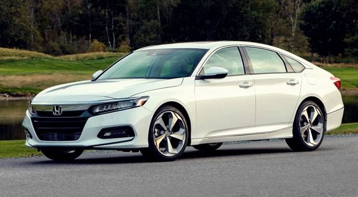 2022 Honda Accord Refresh