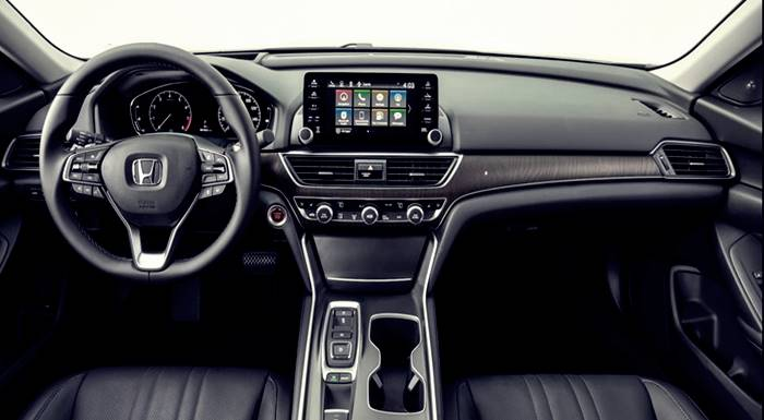 Honda Accord Interior 2022