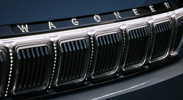 Jeep Grand Wagoneer 2023 Redesign