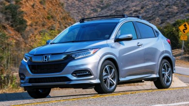Photo of 2022 Honda HR-V Redesign