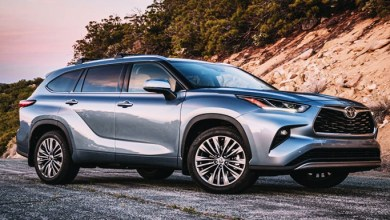2023 Toyota Highlander Redesign