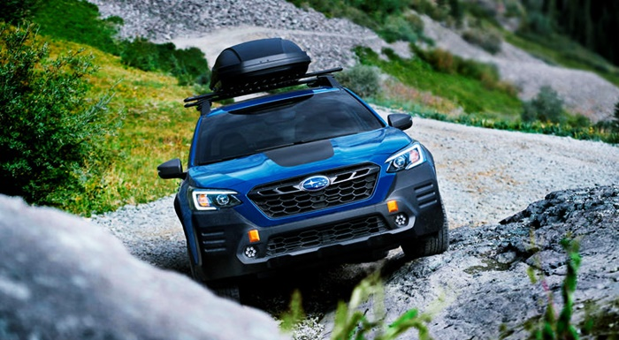 Subaru Outback Wilderness 2023