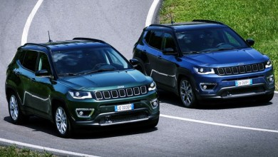 2023 Jeep Compass Facelift Model