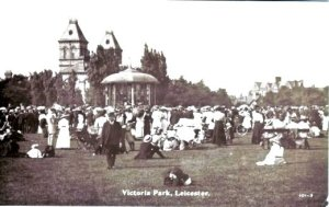 Victoria Park Leicester - Pavilion Bandstand