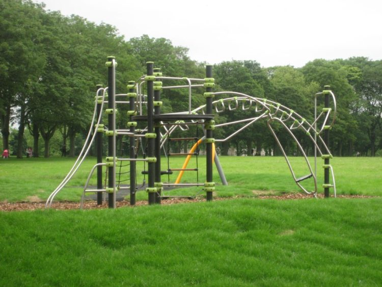 Play Area for Older Children