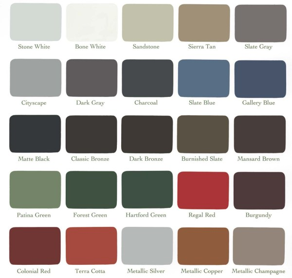20 Bronze Patina Color Chart Pictures And Ideas On Meta Networks