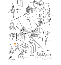 44 on diagram only compatible with other bikes parts [ 764 x 1094 Pixel ]