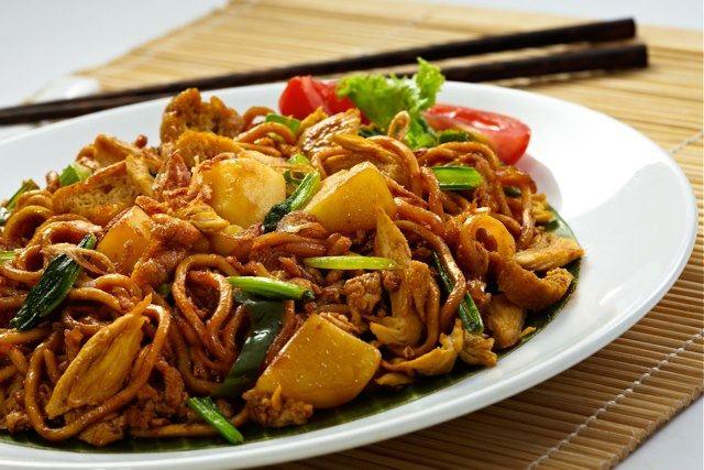 Resep Masakan Mie Goreng Jawa