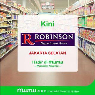 Robinson Jakarta Selatan Ada di Mumu.id