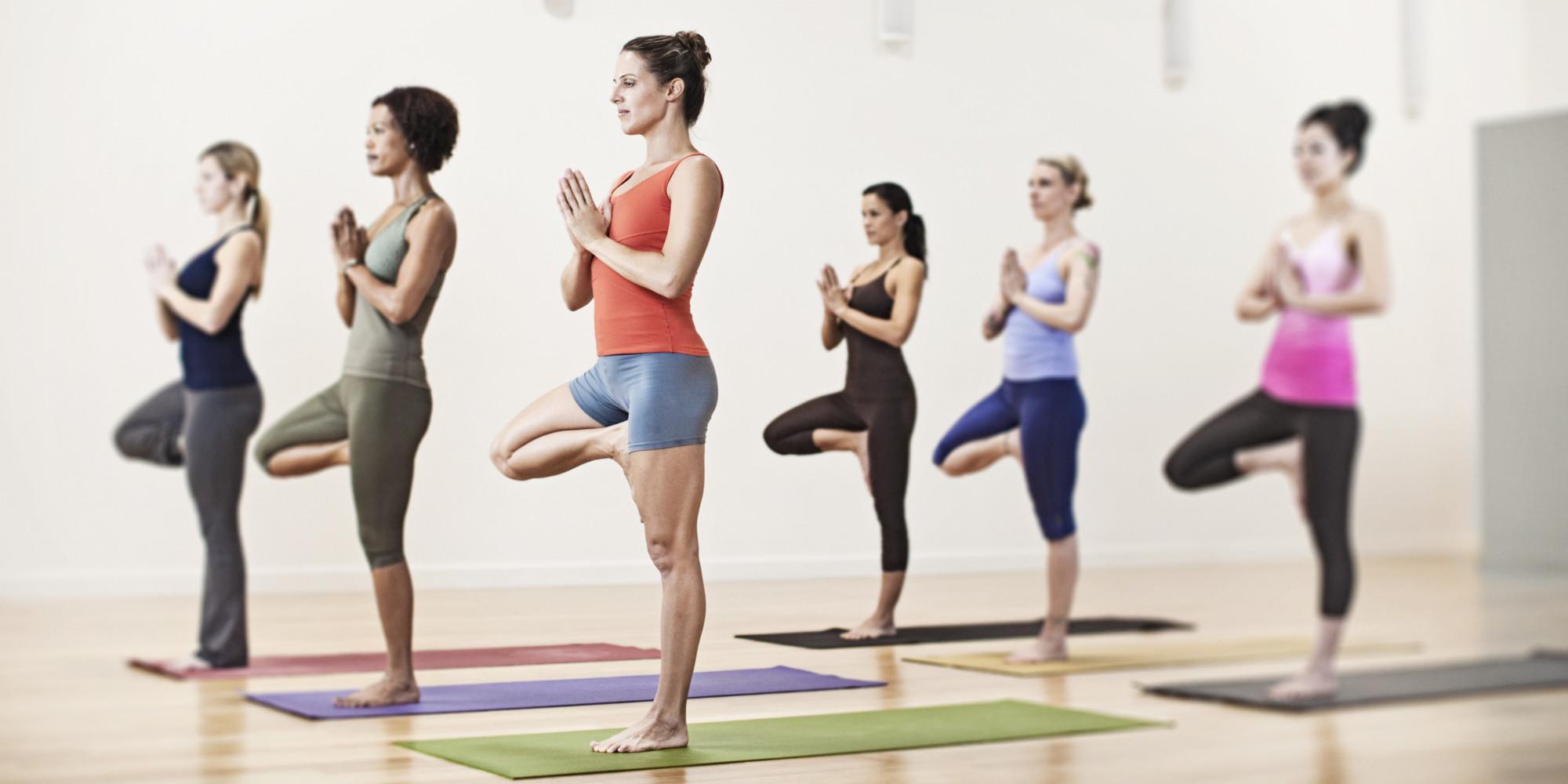 Olahraga Yoga Cocok Untuk Semua Umur
