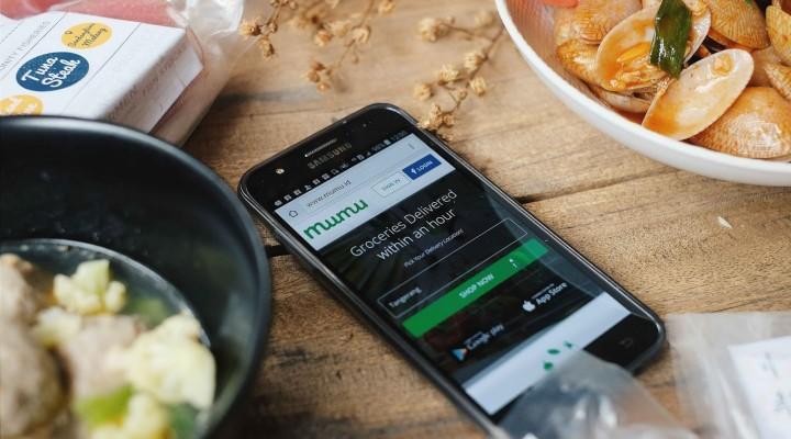 Belanja Makanan Online Super Hemat Hanya di Mumu