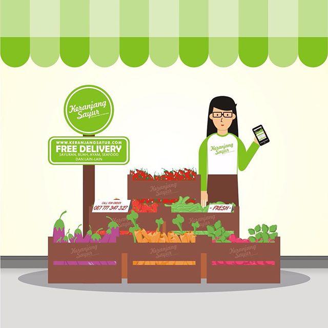 Keunggulan Belanja Sayuran di Keranjangsayur.com
