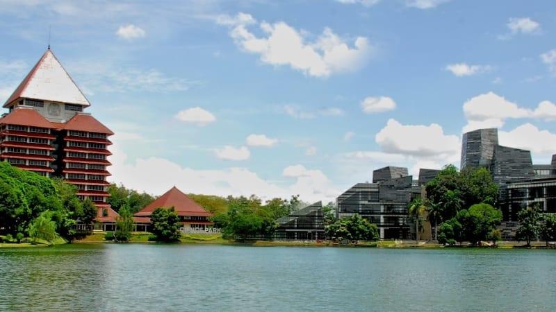 Fasilitas-Fasilitas Pendukung Universitas Indonesia menjadi Universitas Terbaik