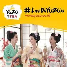 Minuman Segar Alami Dari Yuzu