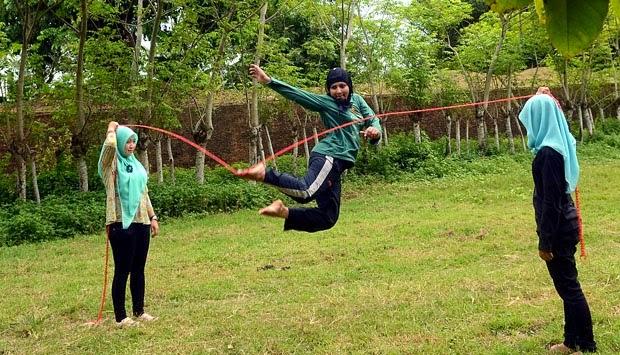 Berbagai Macam Permainan Olahraga Tradisional Khas Indonesia