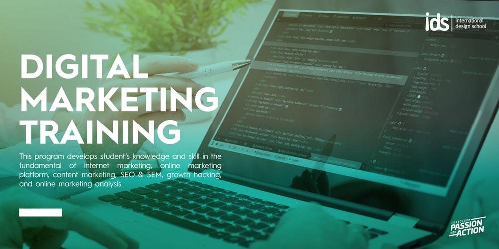 Strategi Digital Marketing IDS