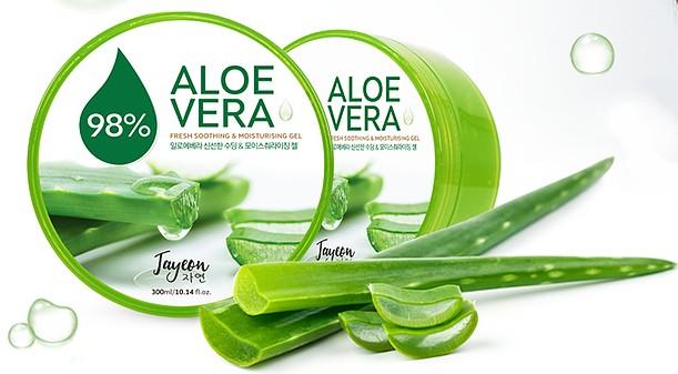 Waktu Terbaik Menggunakan Aloe Vera Fresh Gel