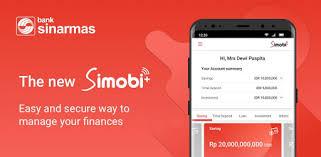 Deposito Online Anti Repot Dari Bank Sinar mas