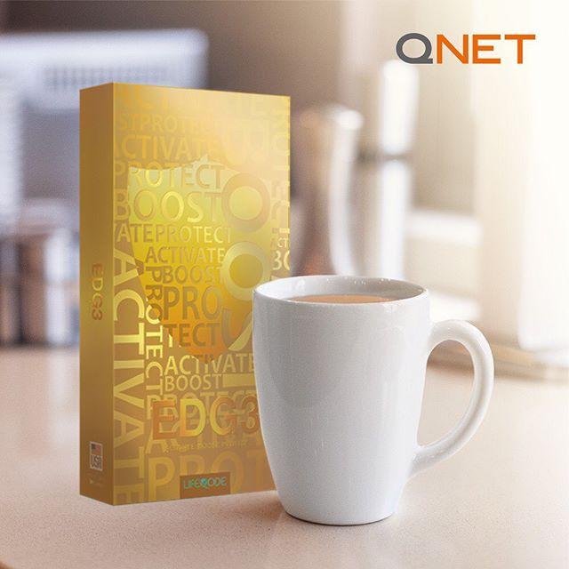 EDG3 dari Qnet MLM yang Bisa Buat Tubuh Terjaga