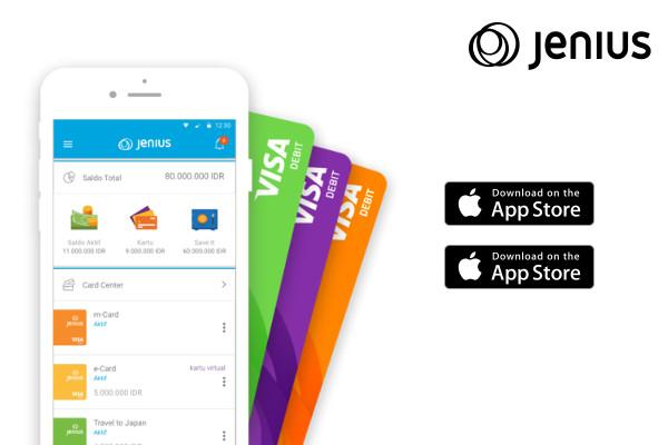 Fitur Aplikasi Jenius untuk Berbagai Kemudahan