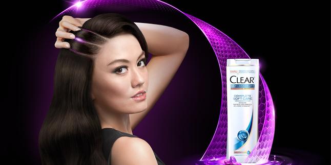 Shampo Clear Jadikan Rambut Lebih Sehat