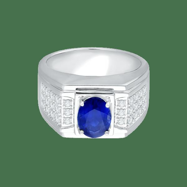 Memilih Diamond Ring For Mens Ala Milenial