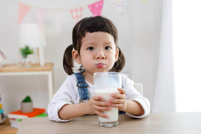 Memilih Susu Anak yang Terbaik