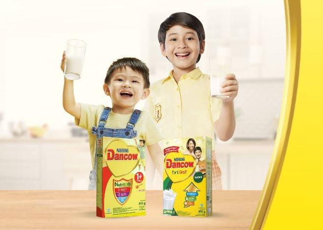 Pengalaman Dalam Memilih Susu yang Bagus untuk Anak