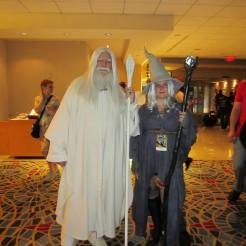 Gandalf the White and Gandalf the Grey