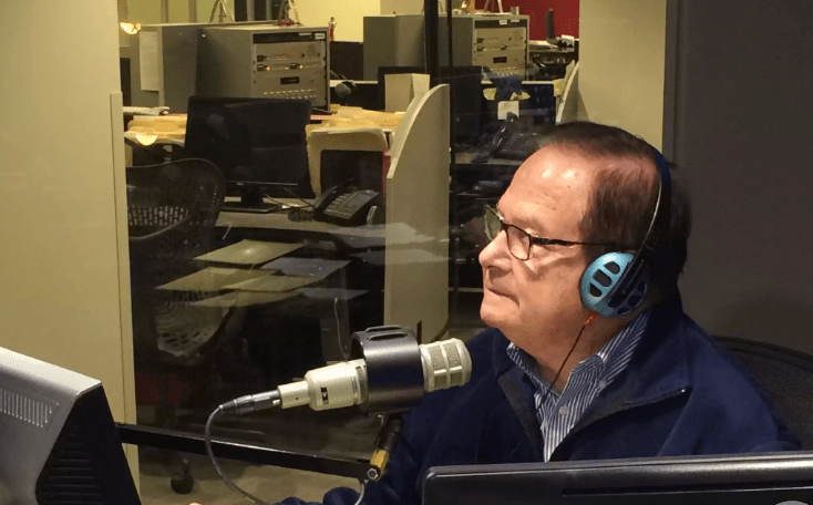 Former Kmox Broadcaster Harry Hamm Pleads Not Guilty To