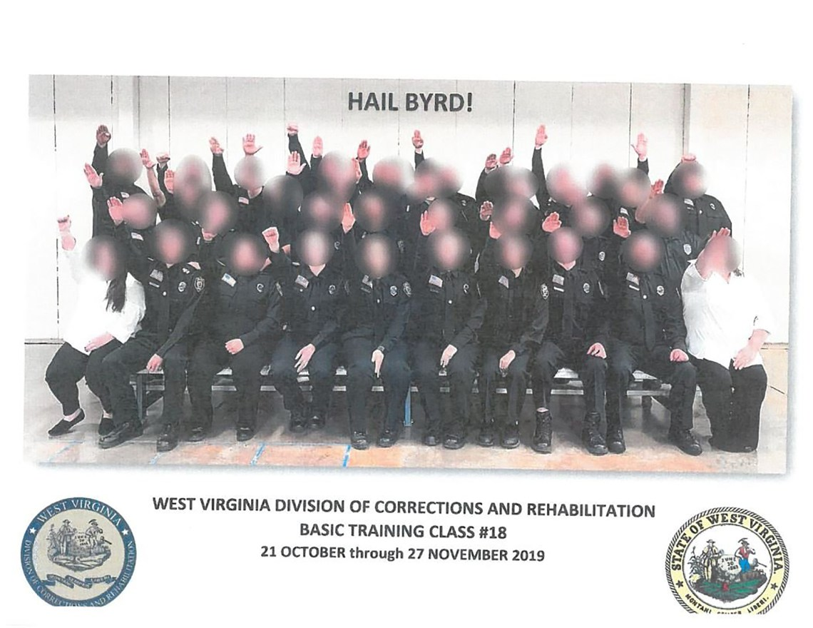 West Virginia suspends several after corrections officer ...