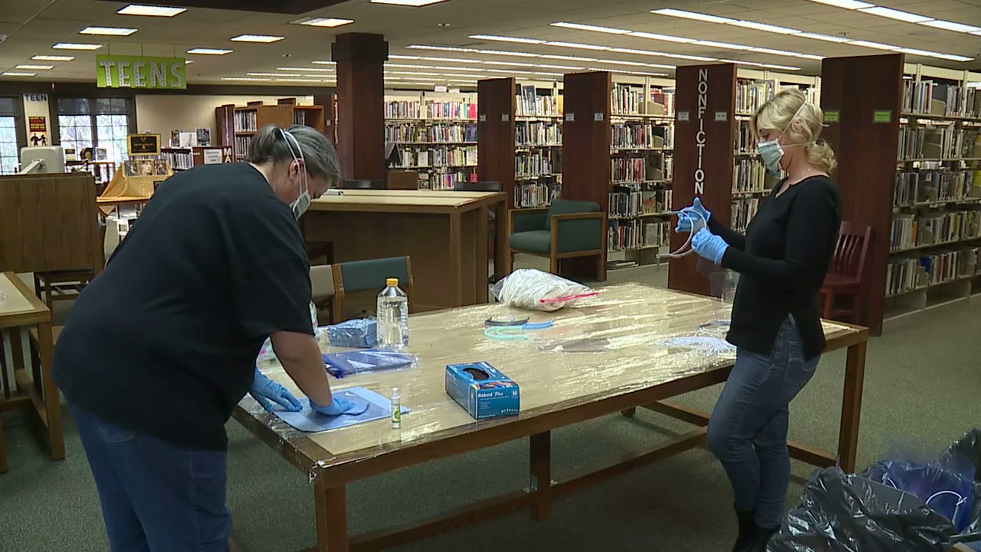 Startup company works with El Dorado County Library to get face ...