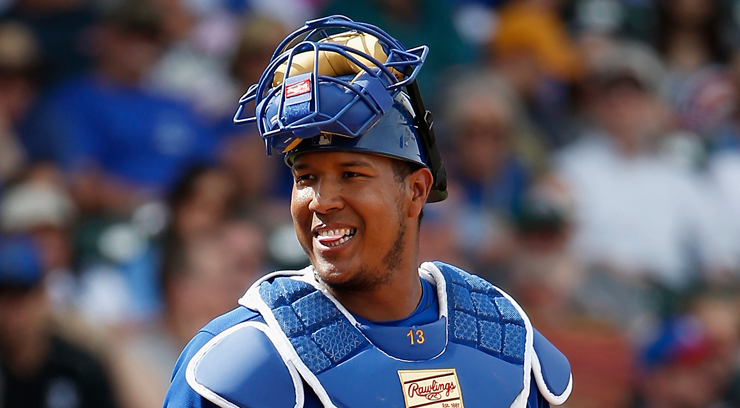 Picture of Salvador Perez