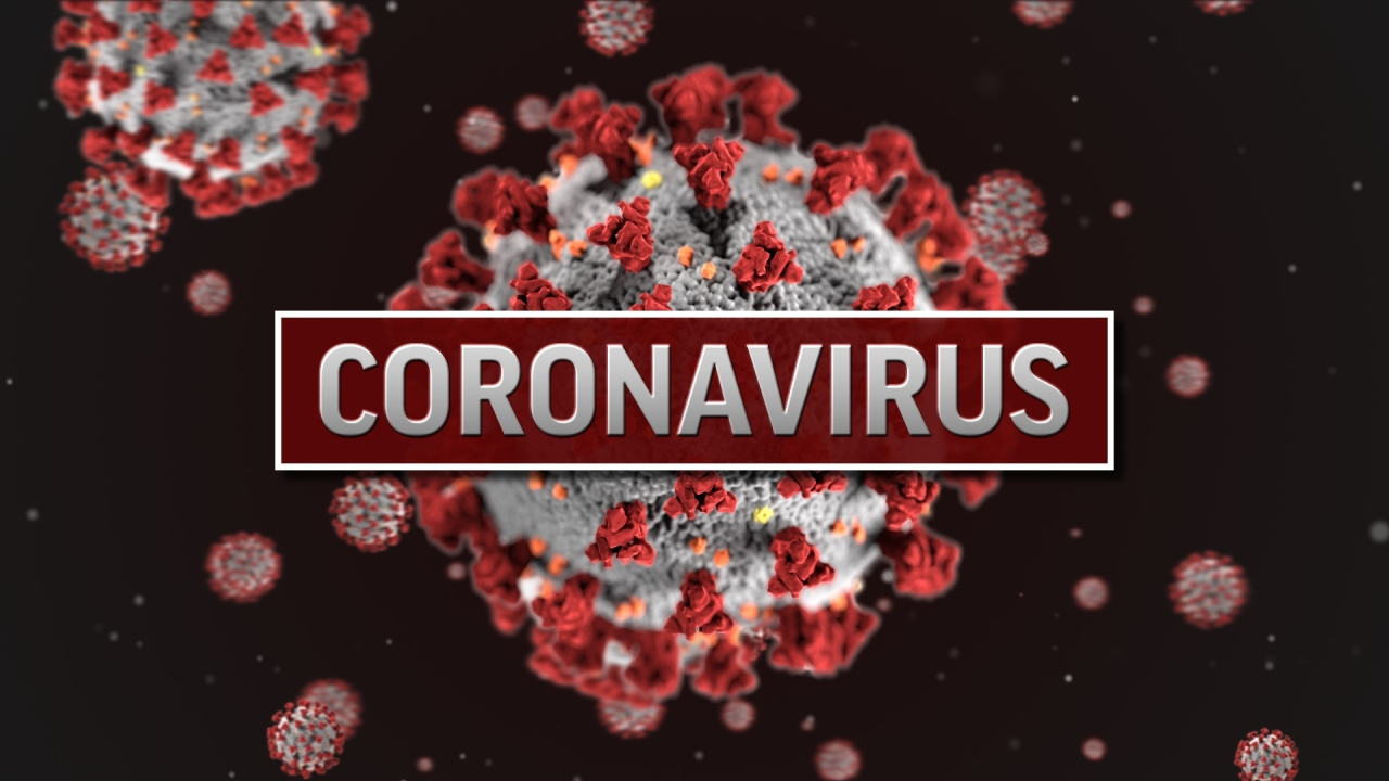 Graphic of the coronavirus
