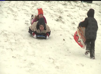 Indy Parks Snow Events