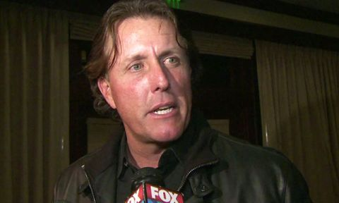 Mickelson Plans To Redesign Torrey Pines Course