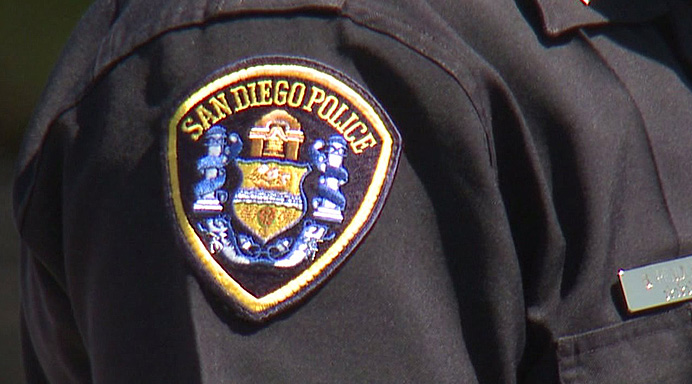 SDPD Patch