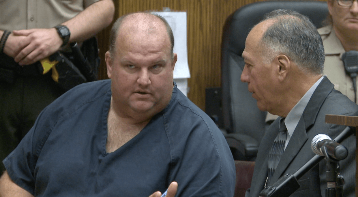 Anthony Simoneau pleads not guilty to murder