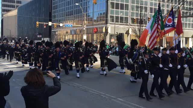 Cleveland St. Patrick's Day 2019