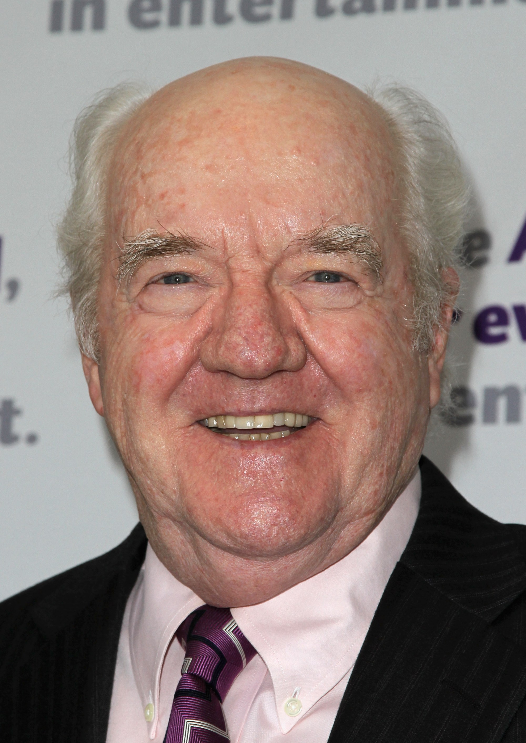 Actor Richard Herd