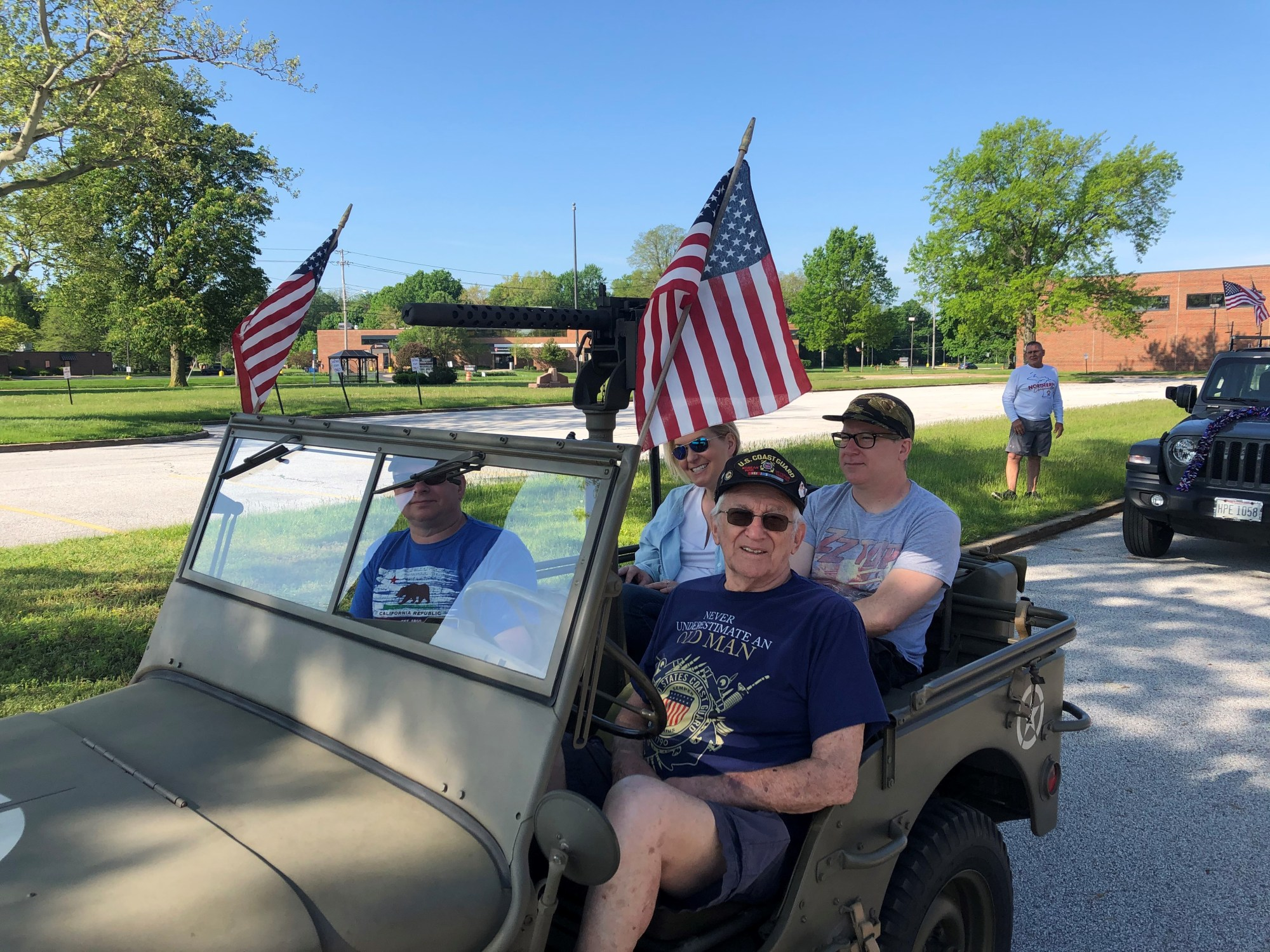Mentor Memorial Day parade